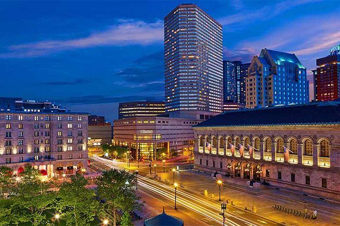 The Westin Copley Place Boston 3